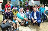 Osman Genç, Sayın Cumhurbaşkanımızla miting sonrası görüştük.