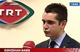 A. Gencehan Babiş, Azerbaycan İzlenimlerini TRT'de Anlattı