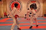 Dekai-do Karate Turnuvası Denizli'de başladı