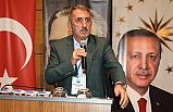 Fuat Köktaş, Partisinin 76. Genişletilmiş İl Danışma Meclisi Toplantısına katıldı