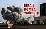 İsrail, Gazze'yi Bombaladı!