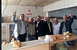 MHP Canik İlçe Başkanlığı Askıda Ekmek Projesine Destek Verdi