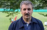 Mustafa Destici'den bedelli askerlik açıklaması