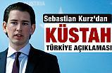 Türkiye Düşmanı Kurz'dan Küstah Açıklama