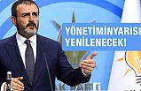 Ak Parti'de Yönetimin Yarısı Yenilenecek