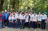 Bolu Aladağlar Yaz İzci Kampı Tamamlandı