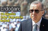 Erdoğan, Hiçbir zafer, ter ve kan kokusu olmadan kazanılmaz