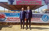 Genel Başkan Olcay Kılavuz; Avrupa Türk Federasyonuna teşekkür Etti