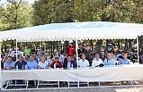 Havza'da Çiğdemtepe festivaline Yoğun Katılım