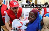 """""""Kurban'da Kızılay Modeli"""" Başarıyla Uygulandı"""
