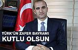 Olcay Klavuz; Türk'ün Zafer Bayramı Kutlu olsun dedi