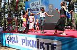 Şişli'de Romanlar Piknikte Buluştu