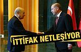 Ak Parti - MHP Arasında Yerel Seçim İttifakı Netleşiyor