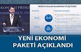 Bakan Albayrak, Yeni Ekonomi Paketini Açıkladı
