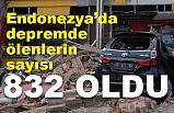 Endonezya'daki depremde ölenlerin sayısında Artış