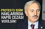İyi Parti Milletvekili Bedri Yaşar; Protesto edin!