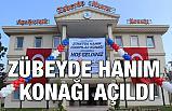 Tekkeköy Belediyesi İkinci Hanımlar Konağını Açtı
