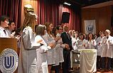 Ufuk Üniversitesi'nde Öğrenciler Beyaz Önlüklerini Giydi