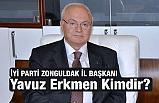 Yavuz Erkmen kimdir?