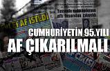 Af ve Ceza (Cumhuriyet Tarihinde Aflar)