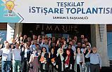 AK Parti Samsun İl Teşkilatı İstişare Toplantısı Amasya'da gerçekleştirdi