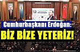 """Erdoğan """"Kandil'de, Sincar'da bitireceğiz"""""""