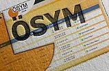 Kamu Personeli Seçme Sınavı (KPSS) ön lisans giriş belgeleri erişime açıldı