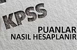 KPSS puan hesaplama (Kaç net kaç puan eder?)