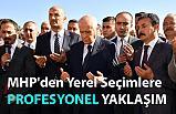 MHP'den Yerel Seçimlere Profesyonel Hazırlık