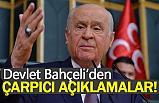 MHP'lideri Bahçeli Grup Toplantısında Çarpıcı Açıklamalarda Bulundu