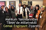 MHP Milletvekili Enginyurt; (Af İçin) İnşallah Müjdeli Netice Alınacak
