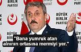 Mustafa Destici'den Çarpıcı Açıklamalar