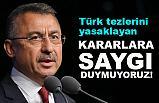 Oktay: Türk tarihi bir bütündür; Göktürkler de bizimdir, Karahanlılar da