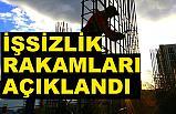 Türkiye İstatistik Kurumu (TÜİK) İşsizlik Rakamları...
