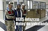 DEAŞ İnfazcısı Yakalandı