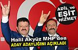 Halil Akyüz, MHP'den 19 Mayıs Belediye Başkan A. Adaylığını Açıkladı