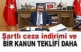 """MHP'den """"Şartlı ceza indirimi"""" Teklifini Tamamlayan Bir Kanun Teklifi Daha"""