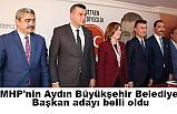 MHP'nin Aydın Büyükşehir Belediye Başkan Adayı Ümmet Akın Oldu