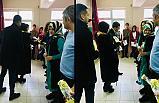 Samsun Ülkü Ocakları Köy Okullarını Ziyaret Etti