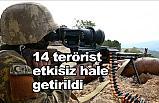 TSK Teröristleri İnlerinde Basarak Yok Ediyor