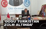 Ülkü Ocaklarından Doğu Türkistan Açıklaması