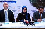 Ak Parti Genel Başkan Yardımcısı Leyla Şahin Samsun'da Konuştu