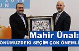 Ak Parti Karadeniz Bölgesi İstişare Toplantısı Samsun'da Yapıldı