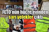 """Bursa'da FETÖ Baskınında """"sarı yelekler"""" çıktı"""