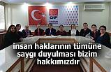 CHP'li Serap Gürgör; Haklarımızın Farkında mıyız?