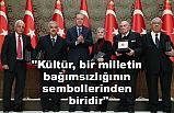 """Cumhurbaşkanı Erdoğan; """"Medeniyet, esasta bir inşa faaliyetidir."""""""