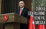 Dünya Liderlerine Yeni Yıl Mesajı