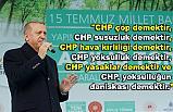 Erdoğan, Teröristler benim milletin başına bela olmaktan çıkacak.