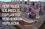 Erdoğan Tok; Yeni Yılın İlk Toplantısını Yeni Binada. Yapacak