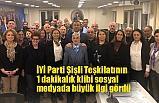 İYİ Parti Şişli Teşkilatı, Mehmet Akif Ersoy'u kliple andı